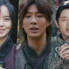 "Kim So Hyun, Ji Soo y Lee Ji Hoon presentan ""River Where The Moon Rises"" en video detrás de cámaras"