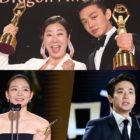 Ganadores de los 41st Blue Dragon Film Awards