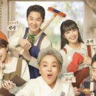 Jun Jin de Shinhwa, Jung Eun Ji de Apink, Hani de EXID y más forman un equipo ingenioso para un nuevo programa de variedades curativo