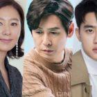 Kim Hee Ae se une a Sol Kyung Gu y a D.O. de  EXO en nueva película sobre el espacio