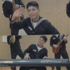 Park Bo Gum deleita con su aparición en video de la marina