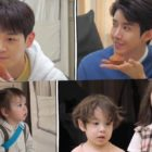 """Kwanghee está celoso de que Minho de SHINee reciba toda la atención de Na Eun, Gun Hoo y Jin Woo en """"The Return Of Superman"""""""