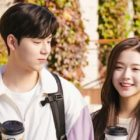 """Bae Hyun Sung y Noh Jung Ui hablan sobre su química en """"Dear.M"""" y cómo se hicieron amigos rápidamente"""
