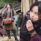 """Ji Soo involucra a Kim So Hyun en otro plan raro en """"River Where The Moon Rises"""""""