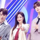 """Minhyuk de MONSTA X, Naeun de APRIL y Jaehyun de NCT se despiden de """"Inkigayo"""" en su último día como presentadores"""