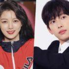 """Kim Yoo Jung agradece a su co-estrella de """"The Moon Embracing The Sun"""", Im Siwan, por apoyar su nuevo drama"""