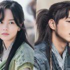 """Kim So Hyun y Ji Soo comparten un momento tierno de unión en """"River Where The Moon Rises"""""""