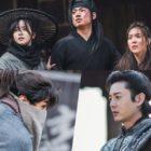 """Kim So Hyun y Ji Soo se encuentran en una situación complicada en """"River Where The Moon Rises"""""""