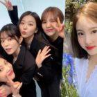 Yeri de Red Velvet agradece a sus miembros y a Nayeon de TWICE por enviar apoyo para su debut como actriz