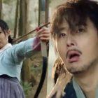 Yuri de Girls' Generation es una princesa accidentalmente secuestrada por Jung Il Woo en  teaser para drama histórico