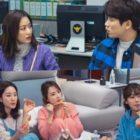 "Jeon Hye Bin choca con Kim Kyung Nam y sus hermanas Hong Eun Hee y Go Won Hee en ""Revolutionary Sisters"""
