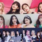 Se anuncia el ranking de reputación de marca de grupos de chicas de marzo