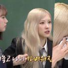 Rosé de BLACKPINK llora mientras habla de su estrecha amistad con Hyeri de Girl's Day