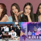 Brave Girls logra doble corona en las listas semanales de Gaon + BTS y Super Junior alcanzaron el No. 1