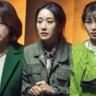 """Hong Eun Hee, Jeon Hye Bin y Go Won Hee terminan en la sala de interrogatorios en """"Revolutionary Sisters"""""""
