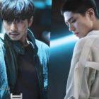"""La próxima película de Gong Yoo y Park Bo Gum """"Seobok"""" revela afiches de personajes para elenco principal"""