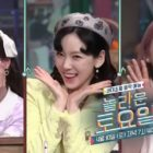 "Jiho  y Hyojung de Oh My Girl demuestran que son fans de Taeyeon de Girls' Generation en la vista previa de ""Amazing Saturday"""