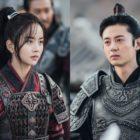 """La tensión es palpable entre Kim So Hyun y Lee Ji Hoon en """"River Where The Moon Rises"""""""