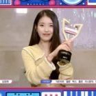 """IU logra tercera victoria para """"LILAC"""" en """"Show Champion"""" – Presentaciones de WJSN, Kim Sejeong y más"""