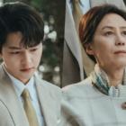 """Song Joong Ki y su madre biológica en pantalla tienen una charla entre lágrimas en """"Vincenzo"""""""