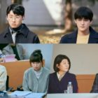 """""""Law School"""" muestra las intrigantes relaciones entre los personajes de Kim Bum, Ryu Hye Young y más"""