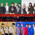 BTS, BLACKPINK, NCT, TXT, IU, ATEEZ y más ocupan los primeros lugares en la lista de álbumes mundiales de Billboard