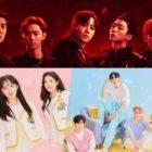 "El próximo drama de KBS, ""Imitation"", revela pósters de sus grupos ídolos"