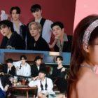 ASTRO y BTS encabezan las listas semanales de Gaon + IU logra doble corona