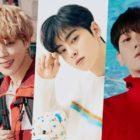Se anuncia el ranking de reputación de marca de miembros de grupos de chicos de abril