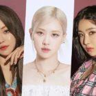 Se anuncia el ranking de reputación de marca de miembros de grupos de chicas de abril
