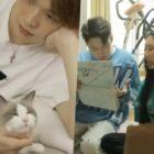 """Kang Daniel pasa el rato con sus gatos + Hwasa de MAMAMOO y Henry discuten en vista previa de """"Home Alone"""" (""""I Live Alone"""")"""