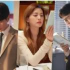 "Lee Min Ki, Nana y Kang Min Hyuk estudian diligentemente sus guiones en el plató de ""Oh My Ladylord"""