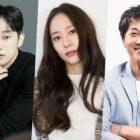 Jinyoung de B1A4, Krystal de f(x) y Cha Tae Hyun confirmados para nuevo drama policial