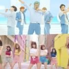 La tristeza no tiene ninguna oportunidad contra estos 15 vídeos de K-Pop que te animarán