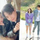 """La estrella de """"The Penthouse"""", Park Eun Suk, aparecerá en el nuevo MV de su amiga Ailee"""