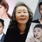 Estrellas coreanas felicitan a Youn Yuh Jung por su éxito histórico en los premios de la Academia