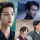 """""""Vincenzo"""" y Song Joong Ki encabezan las listas de dramas y actores más comentados por tercera semana consecutiva"""