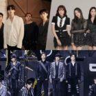 NU'EST y Brave Girls logran dobles coronas en las listas semanales de Gaon + BTS alcanza el n° 1