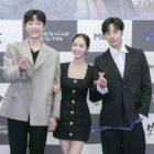 """Jung Il Woo y Yuri de Girls' Generation hablan sobre su trabajo en """"Bossam: Steal The Fate"""" y por qué se sintieron atraídos por el drama"""