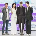 Choi Tae Joon, Sooyoung y Chansung hablan sobre elegir comedias románticas, interpretar estrellas del K-Pop y más