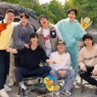 """El spin-off de """"New Journey To The West"""", """"Spring Camp"""", presenta un nuevo póster que incluye a Ahn Jae Hyun"""