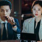 """Song Joong Ki y Jeon Yeo Bin se preparan para derribar a sus enemigos en la sala del juzgado en """"Vincenzo"""""""