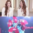 """Tiffany de Girls' Generation, Brave Girls y más actúan en """"Immortal Songs"""""""