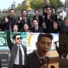 """Jeon Yeo Bin, Song Joong Ki, Taecyeon, Kwak Dong Yeon y más dominan el arte de la actuación cómica en el set de """"Vincenzo"""""""