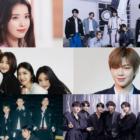 IU, ENHYPEN, Brave Girls, Kang Daniel, ONF y BTS llegan a lo más alto de las listas mensuales y semanales de Gaon