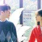 """Jang Ki Yong le hace una propuesta impactante a Hyeri de Girl's Day en un lindo afiche para """"My Roommate Is Gumiho"""""""