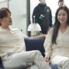 Rain y Kim Tae Hee bromean de forma adorable en detrás de cámaras para su comercial