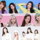 Se anuncia el ranking de reputación de marca de grupos de chicas de mayo
