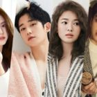 12 actores que están confirmados para protagonizar al menos 2 próximos dramas