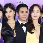 Estrellas iluminan la alfombra roja en los 57th Baeksang Arts Awards
